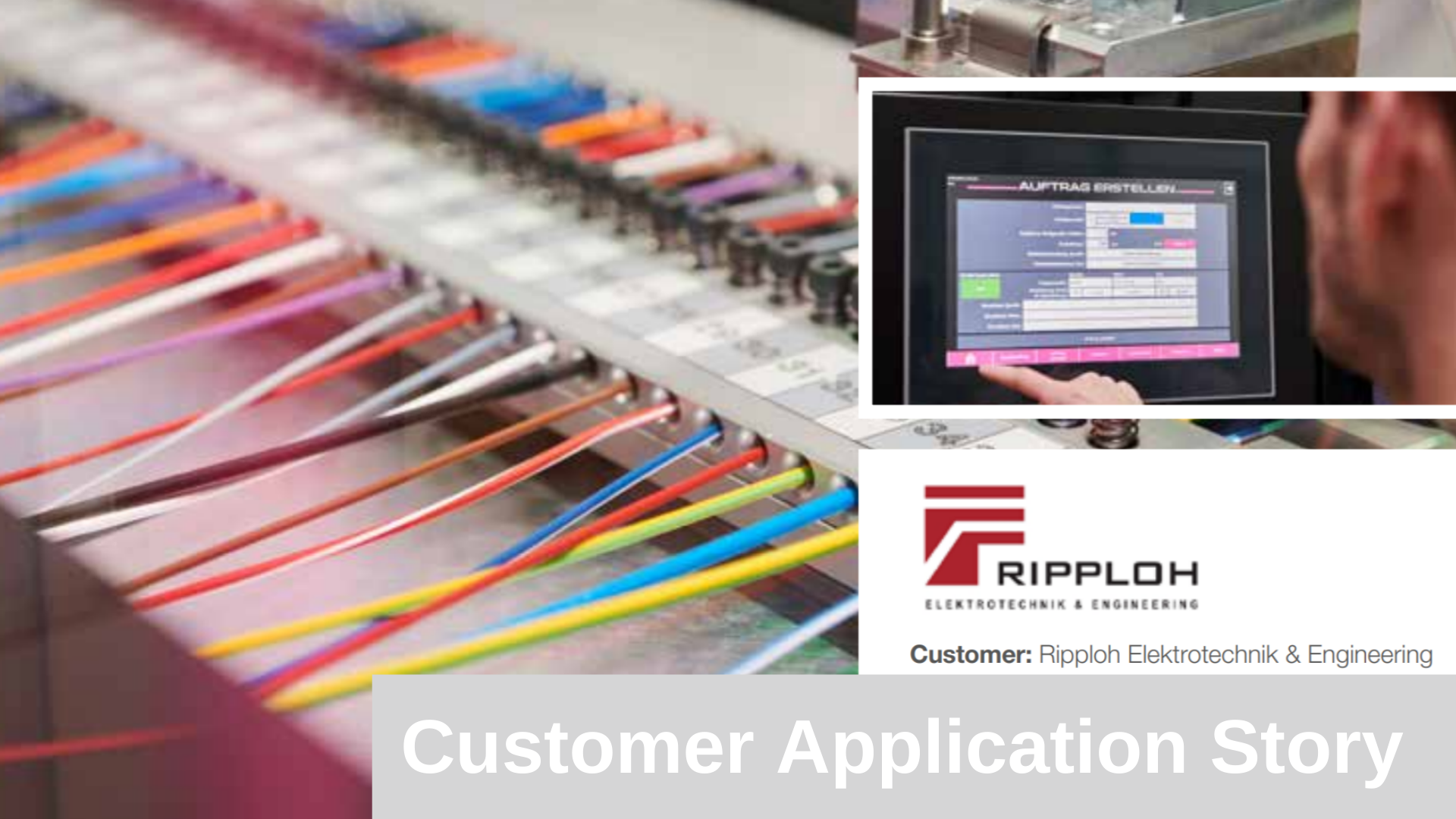 Ripploh case study with EPLAN and Rittal